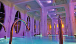 Tamina Therme Bad Ragaz Lichterwelt