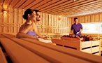 Sauna Tamina Therme Bad Ragaz