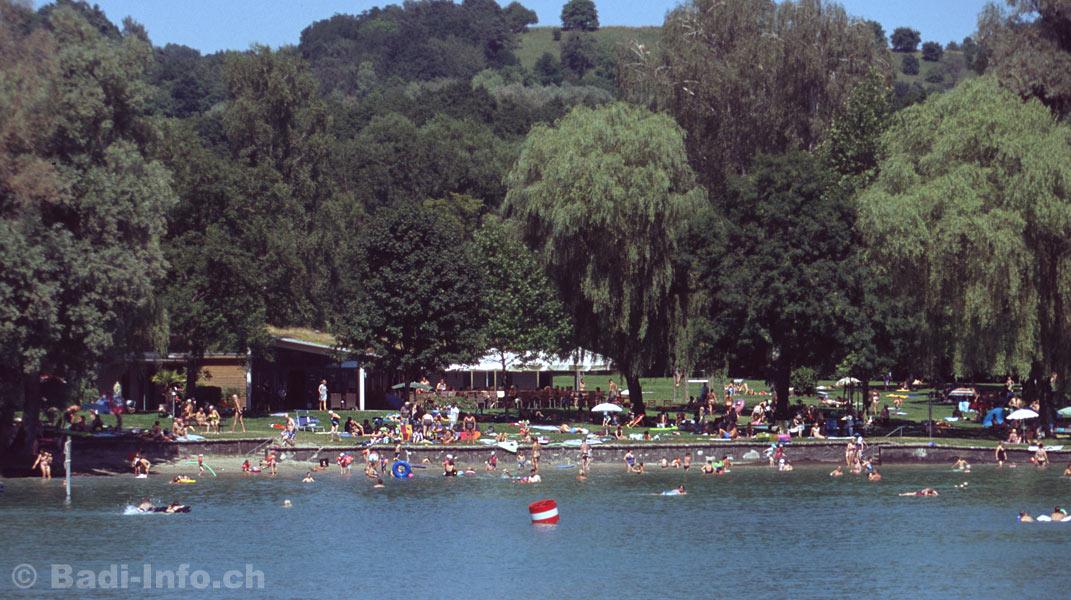 Strandbad Ohningen Am Bodensee