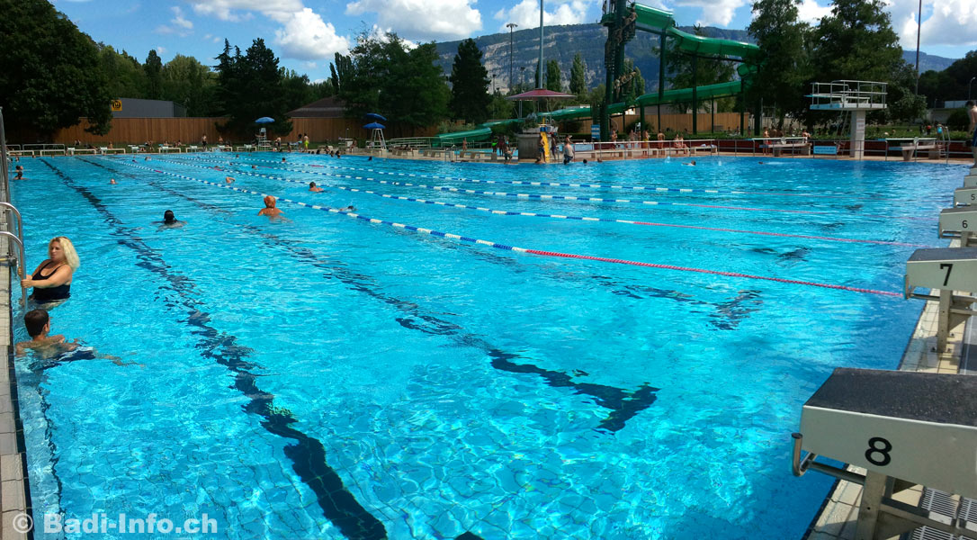 Carouge piscine ext rieure for Carouge piscine
