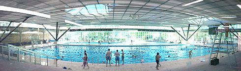Piscine des vernets gen ve for Carouge piscine