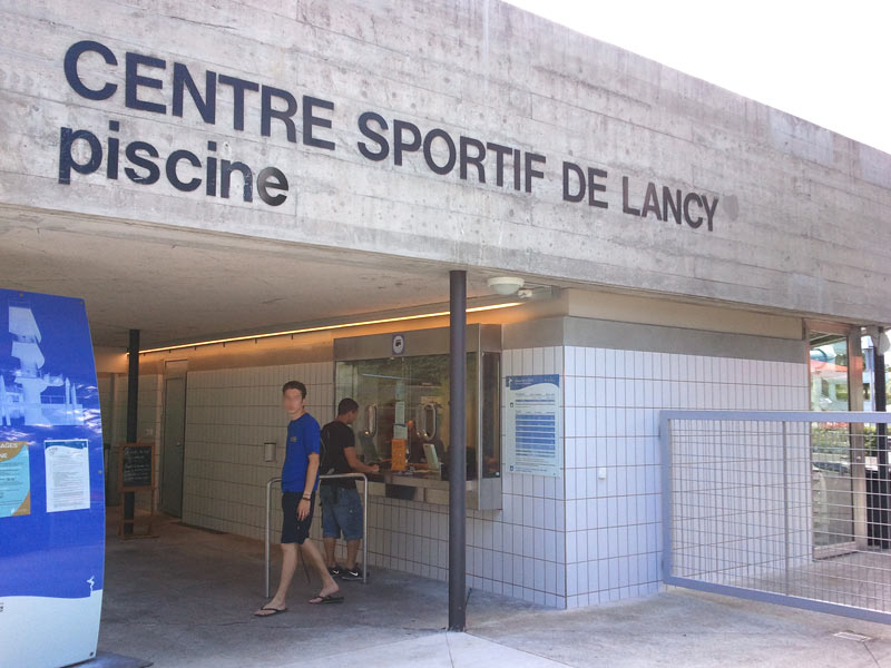 Centre sportif de lancy piscine for Centre sportif terrebonne piscine
