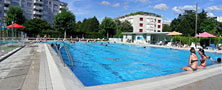 Thonex Geneve Piscine Marcelly