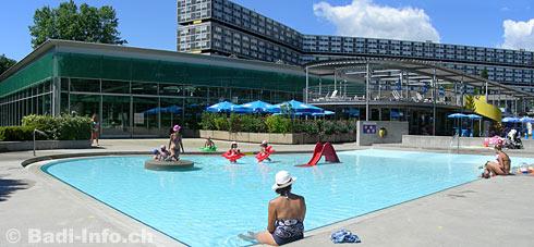 piscine du lignon vernier gen ve
