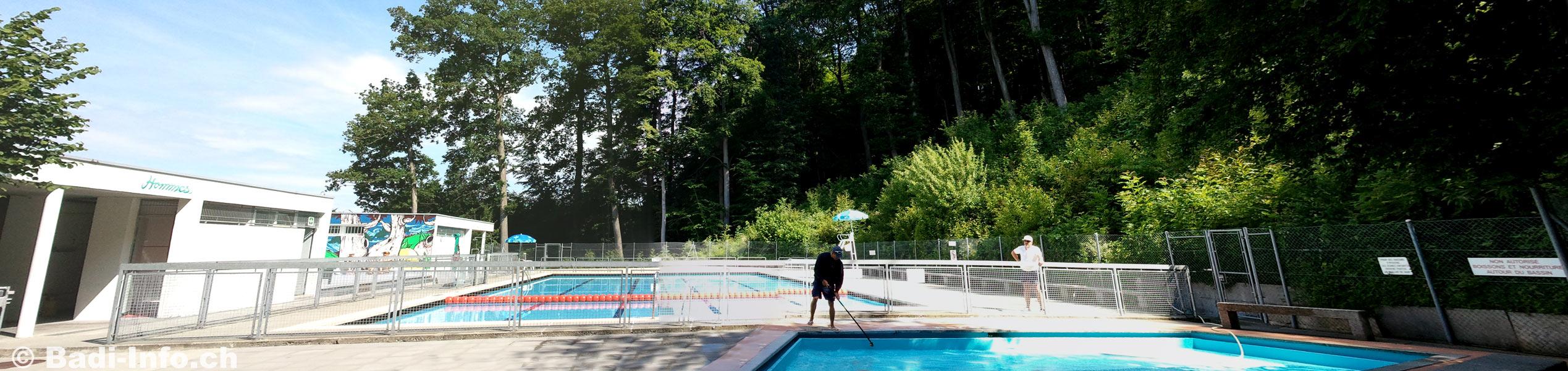 Bellevaux piscine lausanne for Piscine lausanne