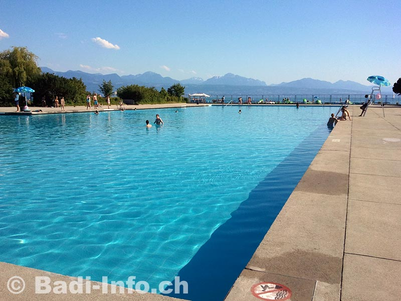Lausanne piscine bellerive for Cloyes sur le loir piscine