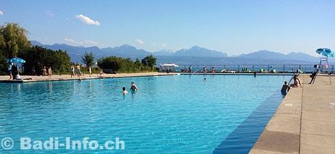 piscine bellerive plage lausanne