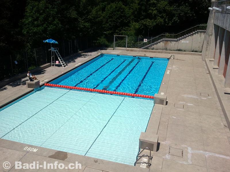 Lausanne piscine boisy for Piscine lausanne