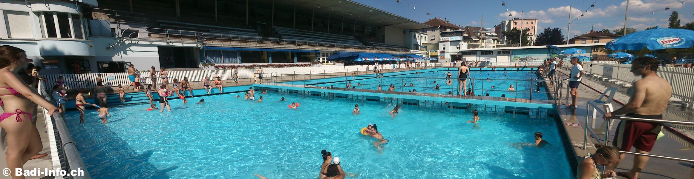 Lausanne piscine montchoisi pataugeoire for Piscine lausanne
