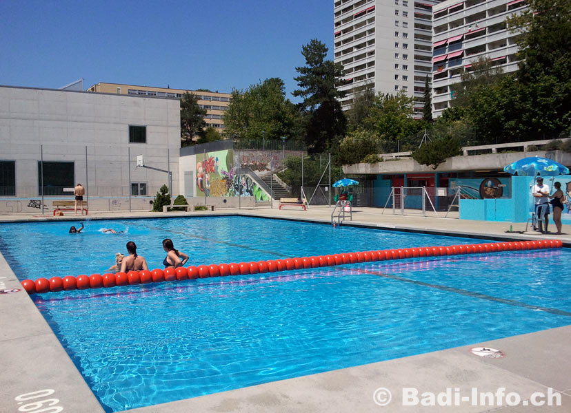 Piscine vieux moulin de lausanne for Piscine moulins
