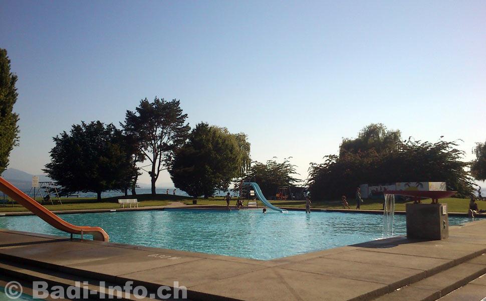 Piscine bellerive pataugeoire for Bellerive lausanne piscine