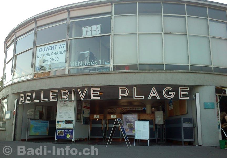 Piscine bellerive lausanne l 39 architecture for Piscine lausanne