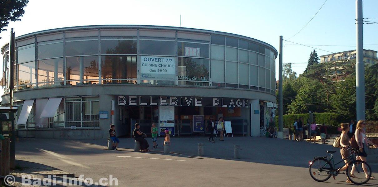 L 39 architecture piscine bellerive lausanne for Bellerive lausanne piscine