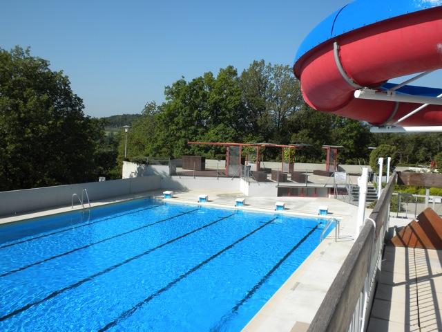 La sarraz piscine de la venoge - Piscine de la potennerie ...