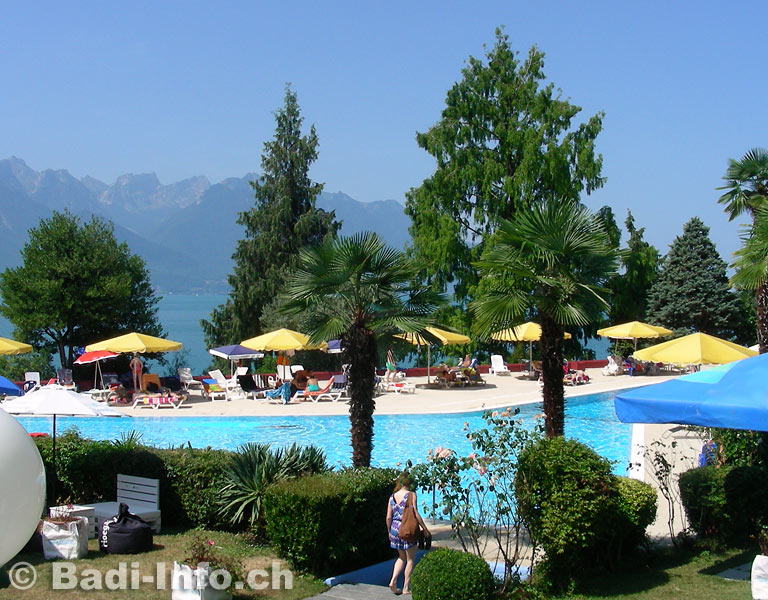 Piscine publique du casino montreux for Piscine publique