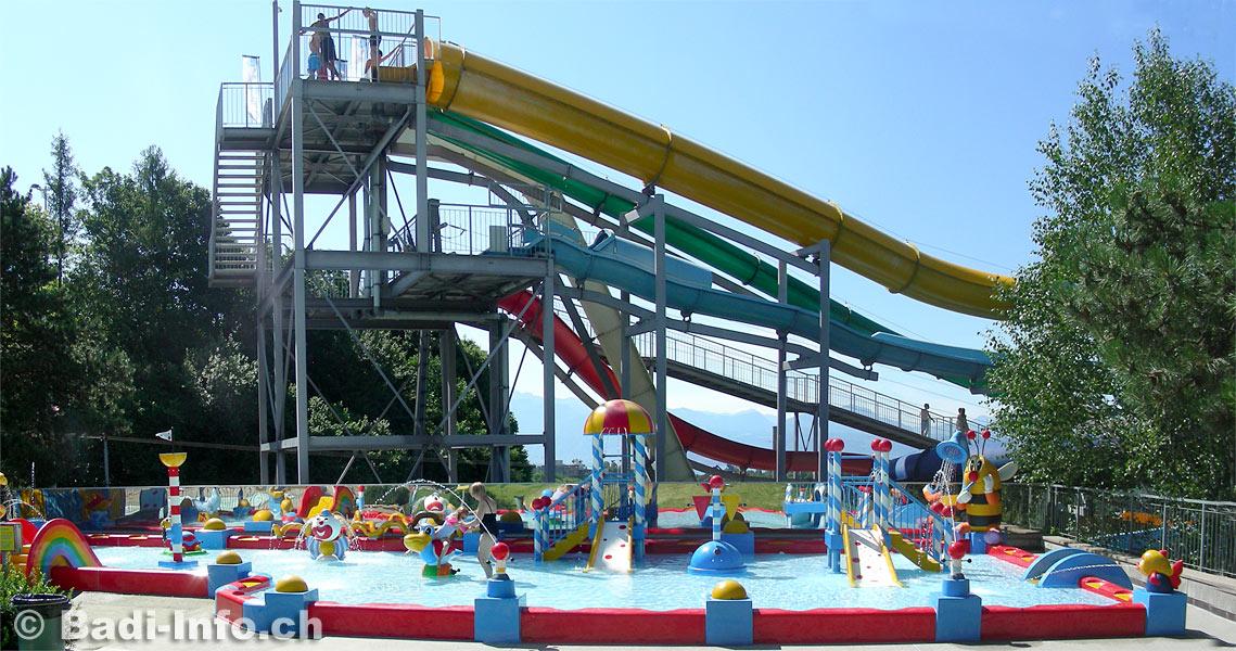 Baby splash aquasplash for Prix grande piscine
