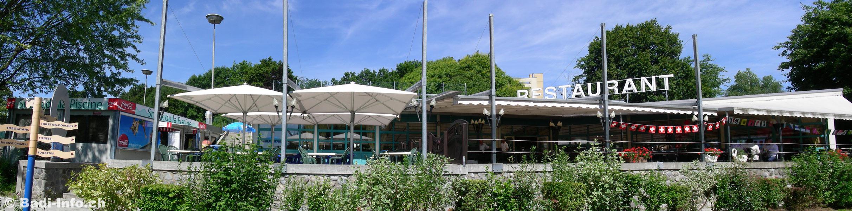 Restaurant Piscine Aquasplash Renens