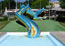 Toboggan Dragon Aquasplash Renens