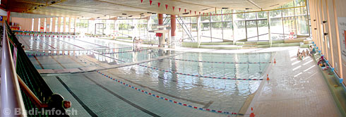Piscine St-Guérin Sion