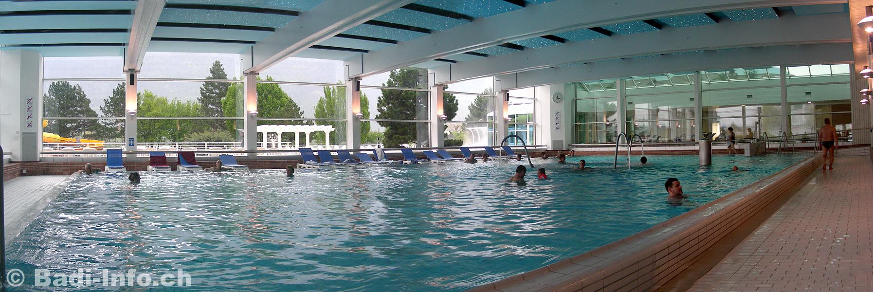 Saillon les bains thermaux for Hotel des bains saillon suisse
