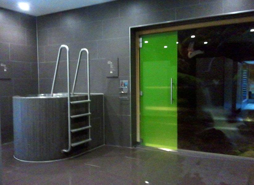Sauna bains de saillon for Hotel des bains saillon suisse