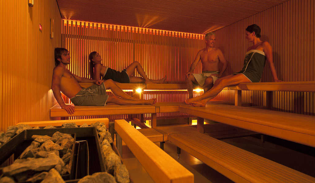 Baden Baden Sauna