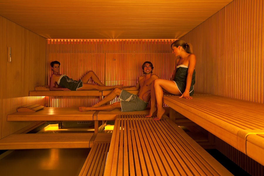sauna fitnesspark baden. Black Bedroom Furniture Sets. Home Design Ideas