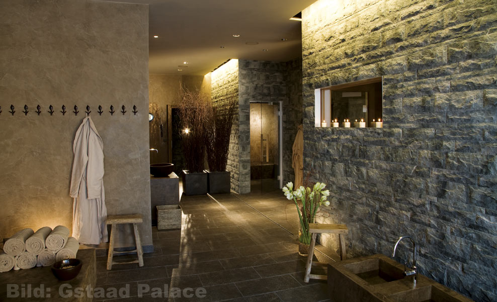 Gstaad Spa Hotels