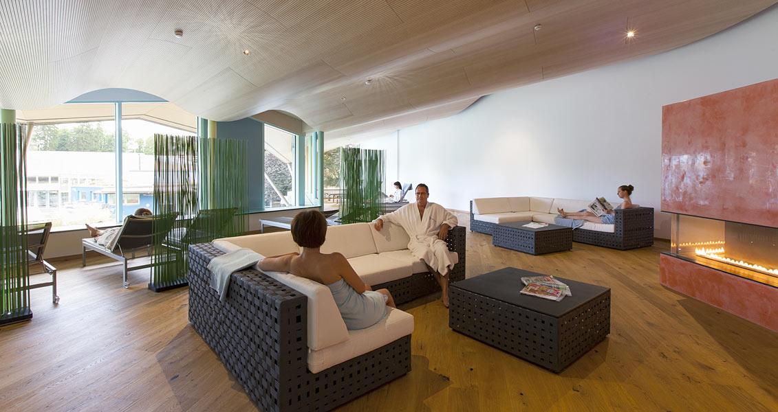 Lounge Ruheraum Sole Uno Rheinfelden