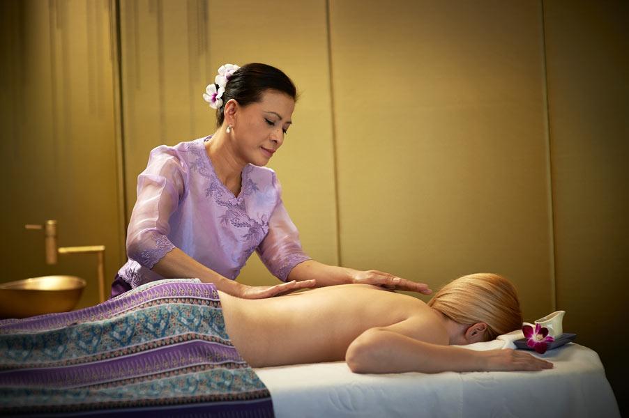 massage privat massage thai