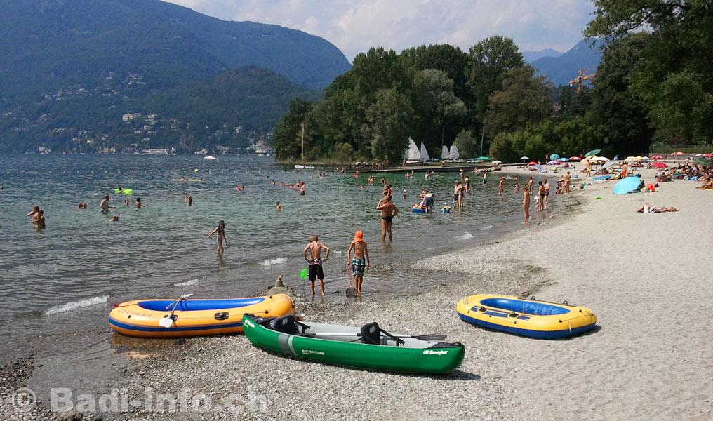 Ascona pubblico beach - Bagno pubblico ascona ...