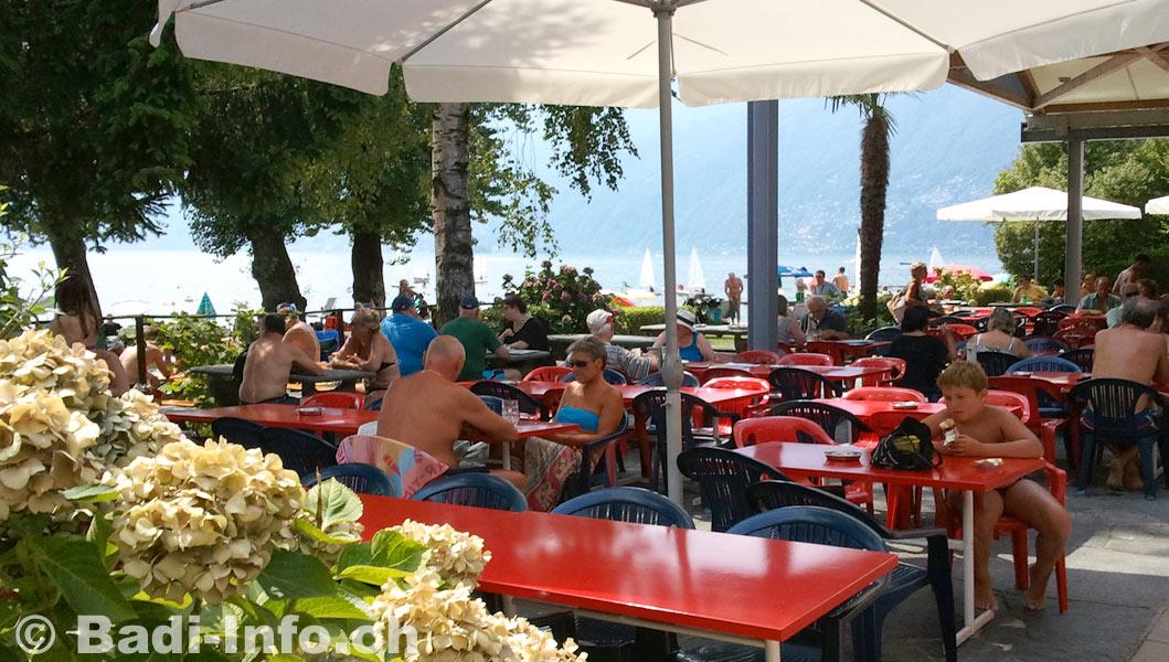 Ristorante bagno pubblico ascona al lago - Donne al bagno pubblico ...