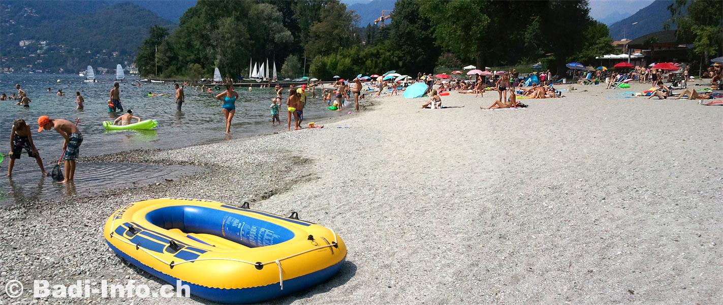 Strandbad ascona das bagno pubblico - Bagno pubblico ascona ...