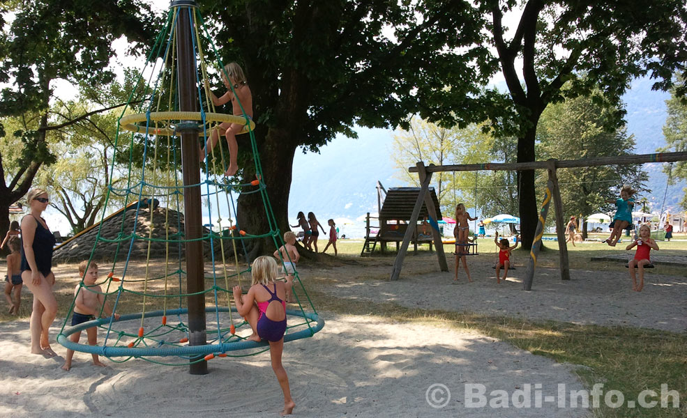 Lido ascona bambini - Bagno pubblico ascona ...