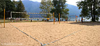 Lido Ascona Beachvolleyball