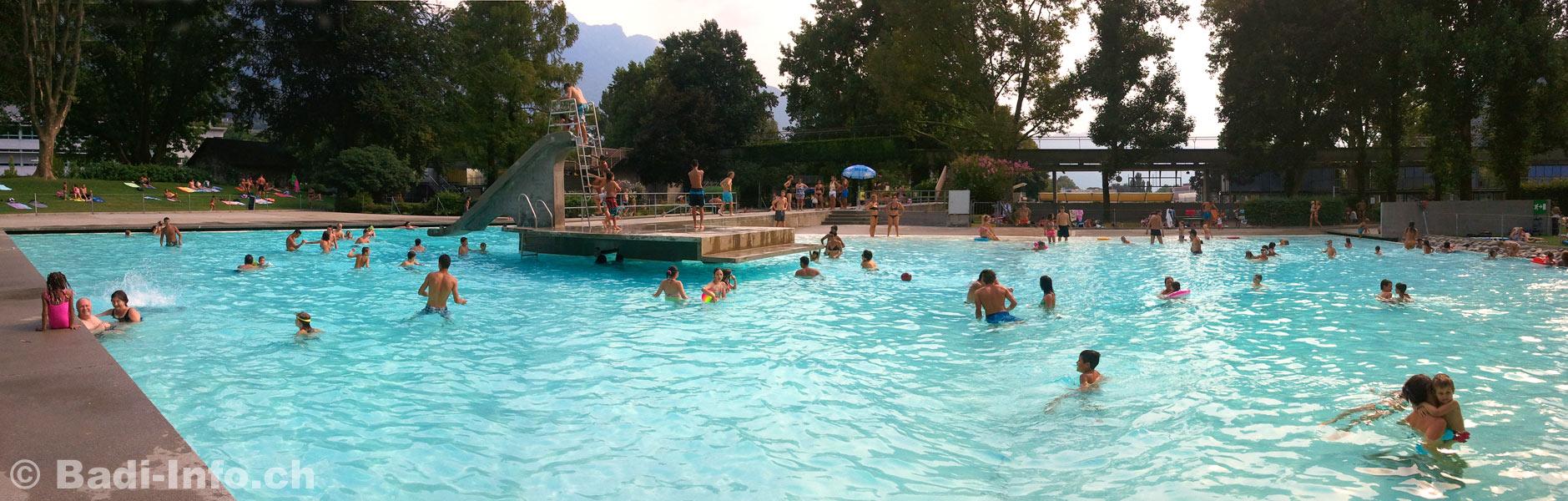 Freibad in bellinzona schweiz - Bagno pubblico bellinzona ...