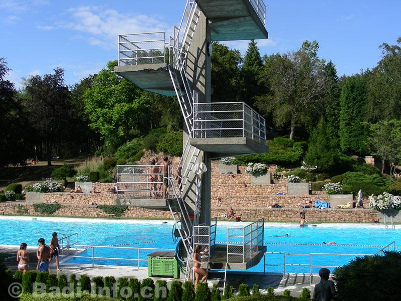 Piscina Carona Ticino Trampolini E Vasca Nuotatori