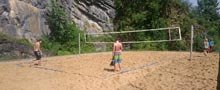 Beachvolleyball Lago Mio
