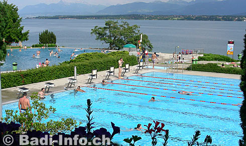 Piscine Nyon Colovray