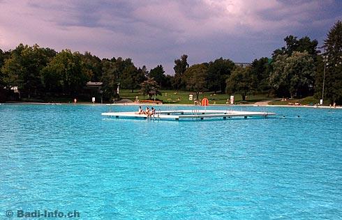 Schwimmbad Weyermannshaus Bern