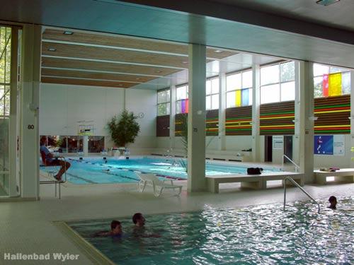 Hallenbad und Freibad Wyler, Bern