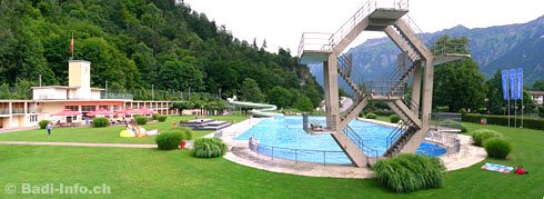 Freibad Interlaken