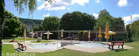 Freibad Reckingen
