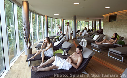 SPA Splash & Spa Tamaro