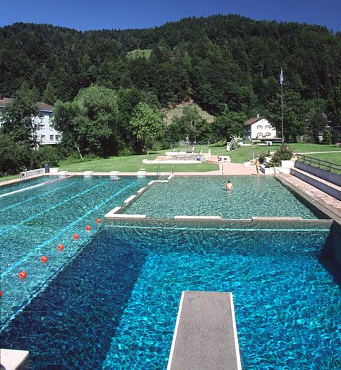 Schwimmbad Steg - Fischenthal