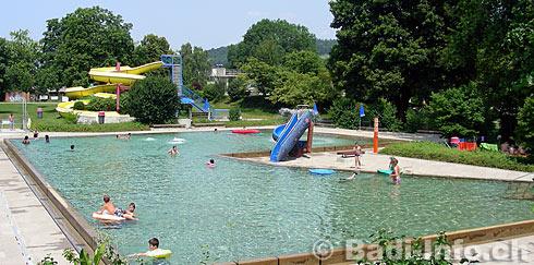 Schwimmbad wohlen freibad b nzmatt for Schwimmbad becken