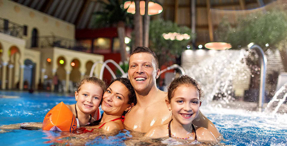 Familien-Erlebnisbad aquabasilea Pratteln