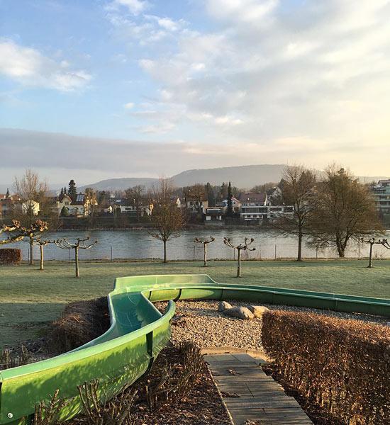 Rutschbahn Im Regibad Bad Zurzach