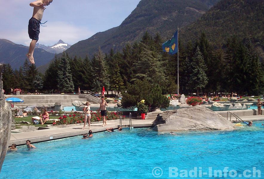 A la piscine - 5 3