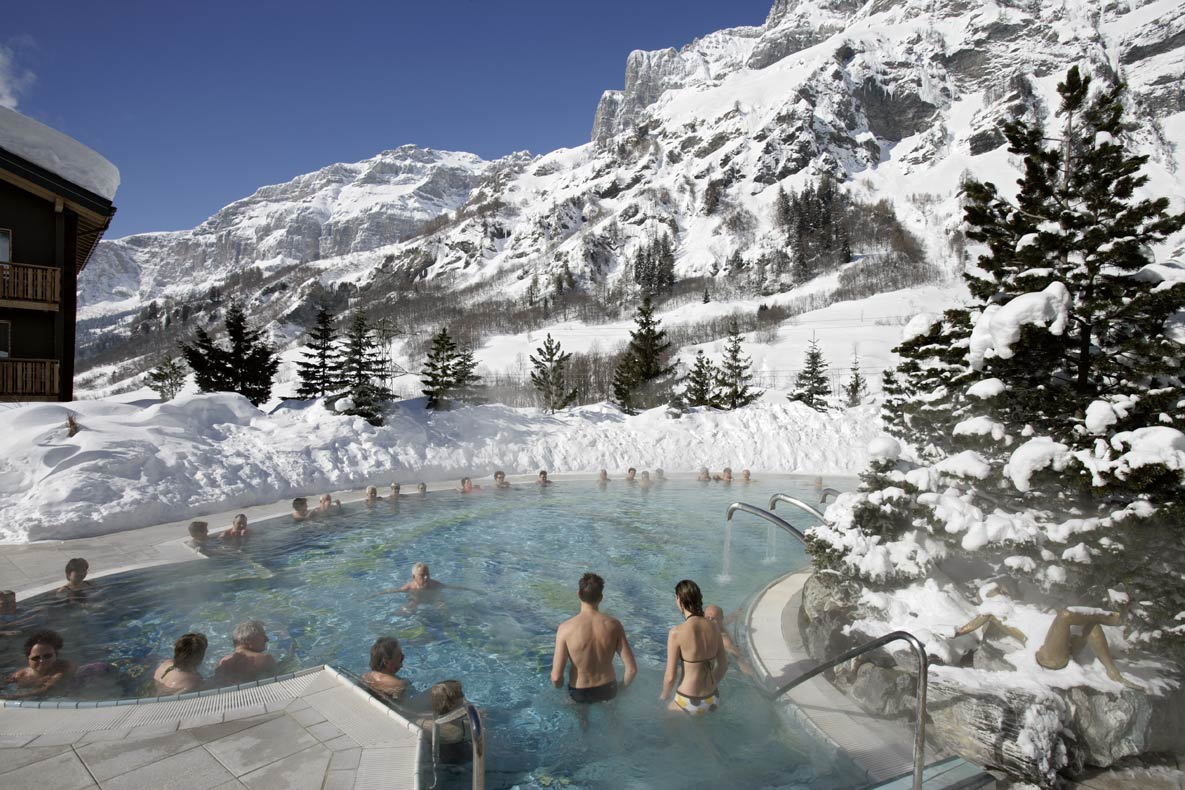 Image result for leukerbad therme